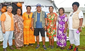 Fijian Prime Minister visited the WFS in the North earlier this year